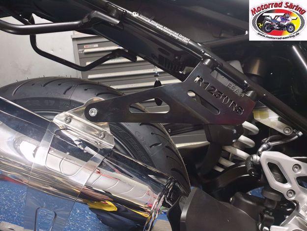 Picture of Auspuffhalter - Alu - BMW R1250RS mit Logo Baujahr 2019 / 2020