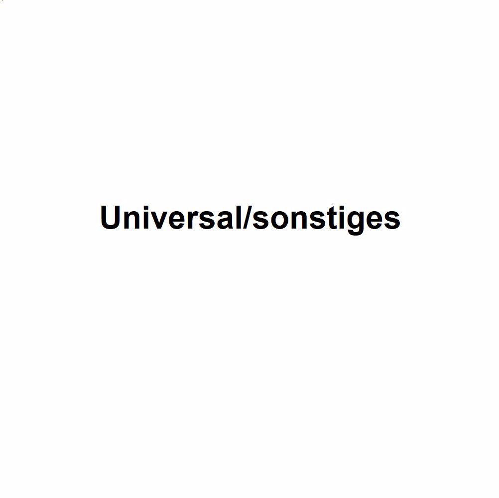 Bild für Kategorie Universalzubehör