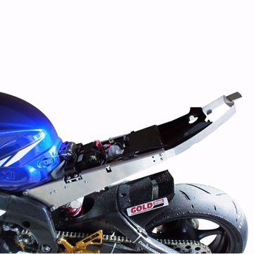 Bild von Alu Racing Heckrahmen passend für Yamaha R6