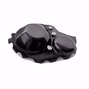 Picture of Carbon Racing clutch cover protector suitable for Honda CBR 1000