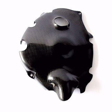 Bild von Carbon Racing Kupplungsdeckelschoner passend für Yamaha R1