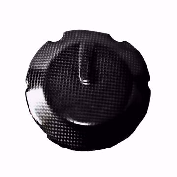 Picture of Carbon Racing Alternator Cover suitable for Aprilia RSV 4