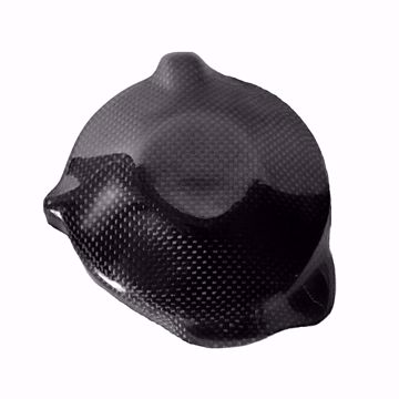 Picture of Carbon Racing Alternator Cover suitable for Honda CBR 600