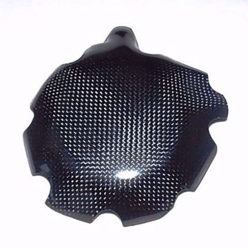 Picture of Carbon Racing Alternator Cover Protector suitable for Honda CBR 1000