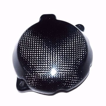 Picture of Carbon Racing Alternator Cover suitable for Kawasaki ZX 10