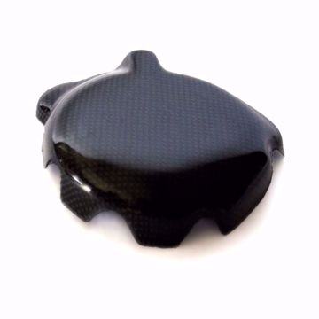 Picture of Carbon Racing Alternator Cover Protector suitable for Suzuki GSXR 1000 K3-K8