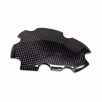 Picture of Carbon Racing Ignition Cover Protector suitable for Yamaha R6