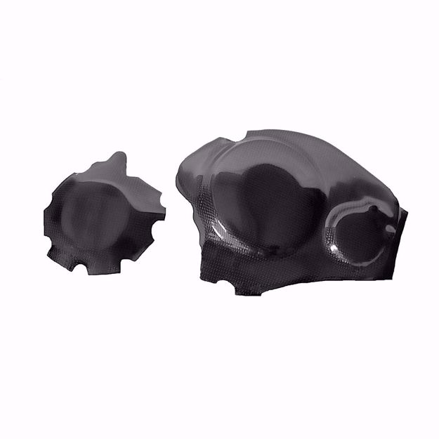 Picture of Carbon Racing cover protector set suitable for Honda CBR 1000