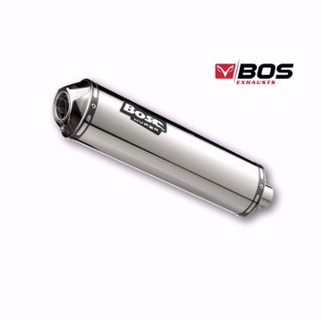 Picture of BOS Hyperfox Rear silencer BMW R 1200 GS