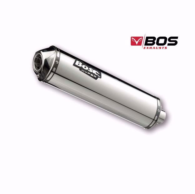 Picture of BOS Rear silencer Hyper Suzuki GSF 1200