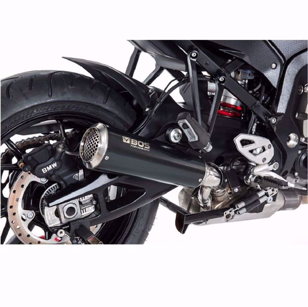 Picture of BOS Hyper RR Rear silencer BMW S 1000 XR