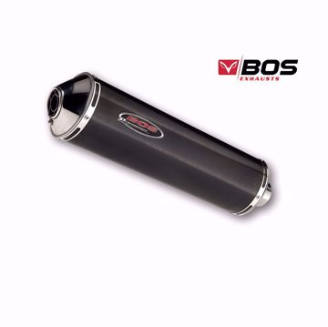 Picture of BOS Rear silencer Hyper Yamaha FZR/YZF 600