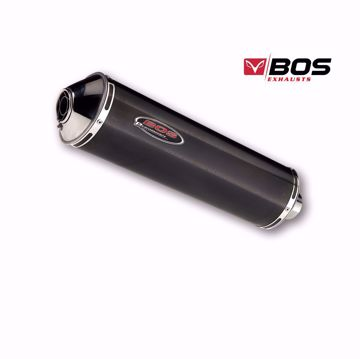 Picture of BOS Rear silencer Hyper Yamaha FZS 600