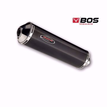 Picture of BOS Rear silencer Hyper Yamaha FZ 8