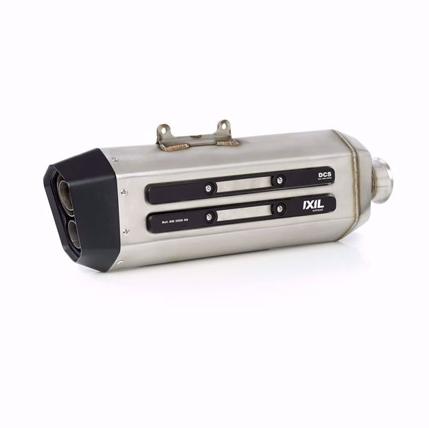 Picture of IXIL MXT stainless steel muffler Honda CRF 1000 L AFRICA TWIN
