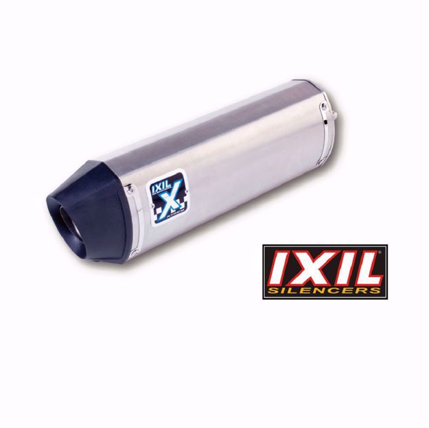 Picture of IXIL Rear silencer HEXOVAL XTREM Evolution, Honda CB 500/S