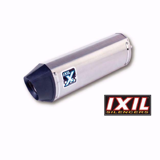 Bild von IXIL Endschalldämpfer HEXOVAL XTREM Evolution, passend für Honda CBR 900 RR, (SC 33)