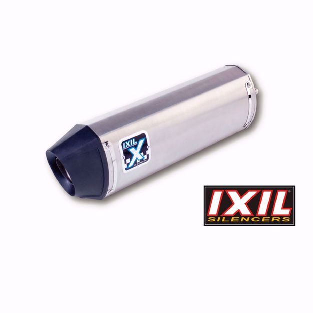 Bild von IXIL Endschalldämpfer HEXOVAL XTREM Evolution, passend für Suzuki SV 650/S