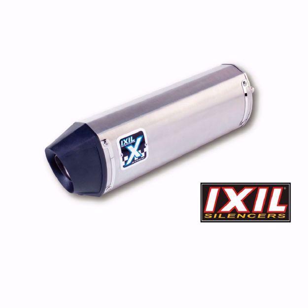 Picture of IXIL Rear silencer HEXOVAL XTREM Evolution, Suzuki GSF 600 Bandit