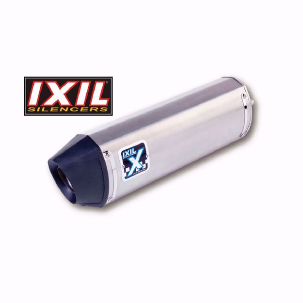 Picture of IXIL Rear silencer HEXOVAL XTREM Evolution, Yamaha YZF 750 R