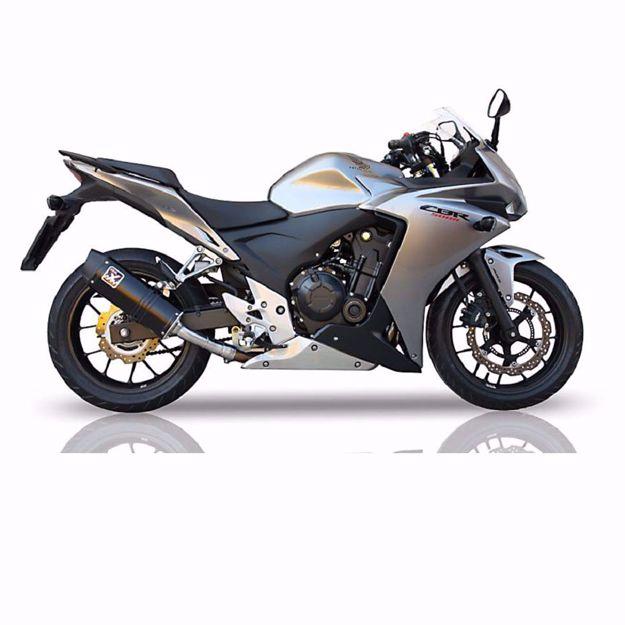 Bild von IXIL Endschalldämpfer HEXOVAL XTREM, passend für Honda CBR 500 R/CB 500 F