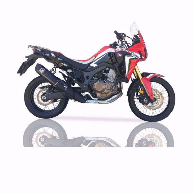 Picture of IXIL HEXOVAL XTREM Rear silencer Honda CRF 1000 L Africa Twin