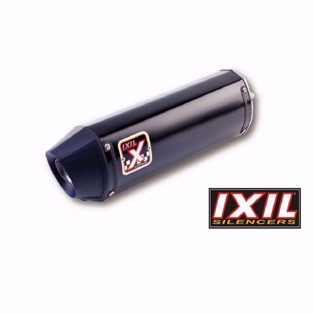 Picture of IXIL Rear silencer HEXOVAL XTREM, Kawasaki ER 6, Versys 650