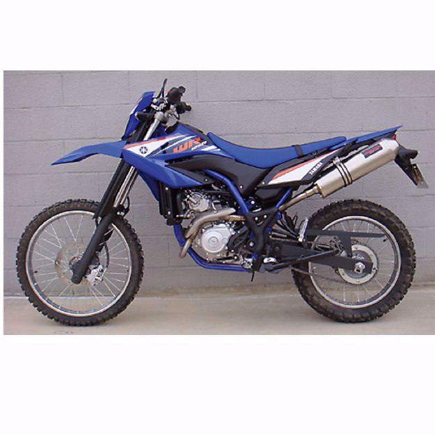 Bild von TAKKONI Endschalldämpfer, passend für Yamaha WR 125 R/X