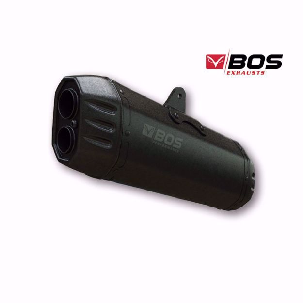 Picture of BOS End po Desert Fox for Suzuki DL 1000 V-current
