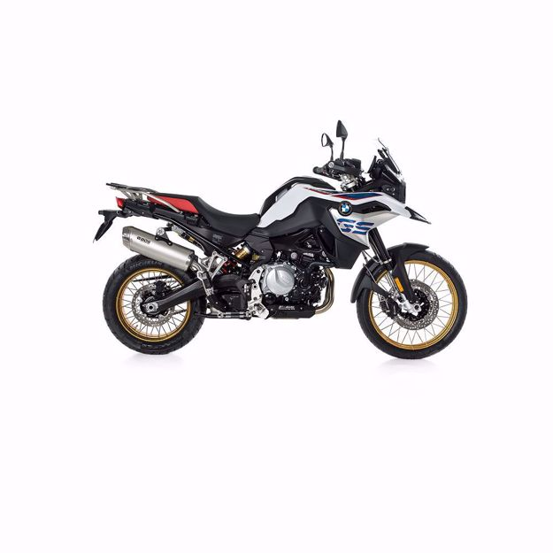 Picture of BOS Rear silencer Dune Fox BMW F 750 GS / F 850 GS / Adventure