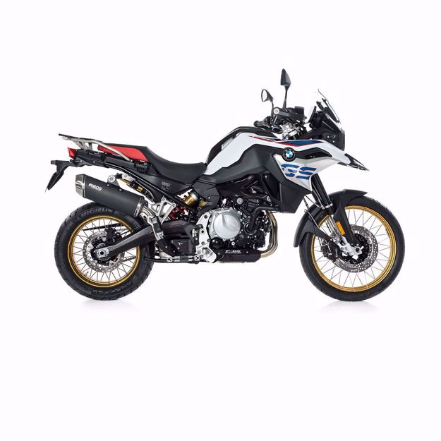 Picture of BOS BOS muffler Dune Fox BMW F 750GS/F 850GS Adventure