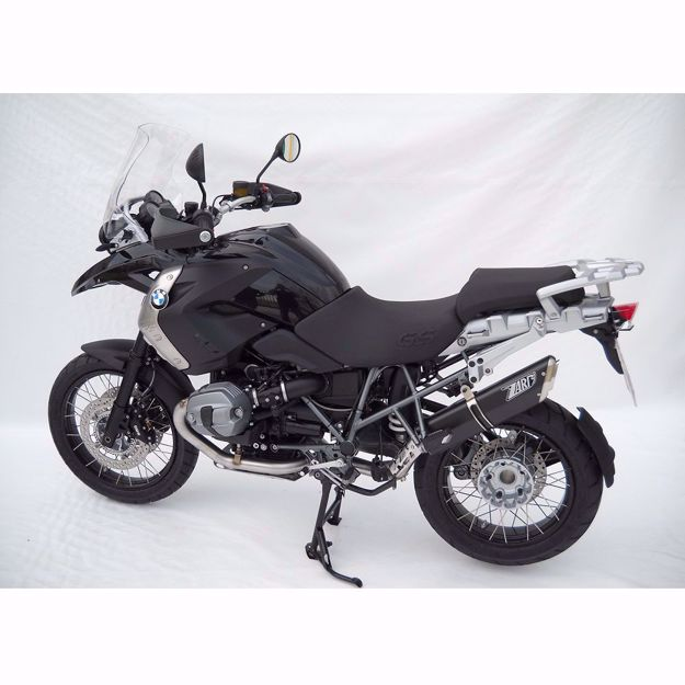 Picture of ZARD Rear silencer PENTA BMW R 1200 GS