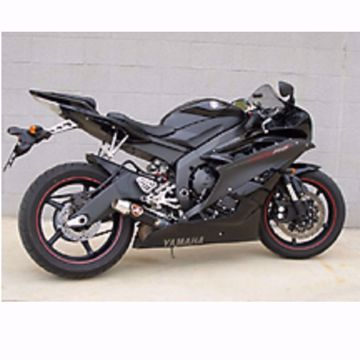 Picture of IXIL Rear silencer CONICAL XTREM, Yamaha YZF R 6