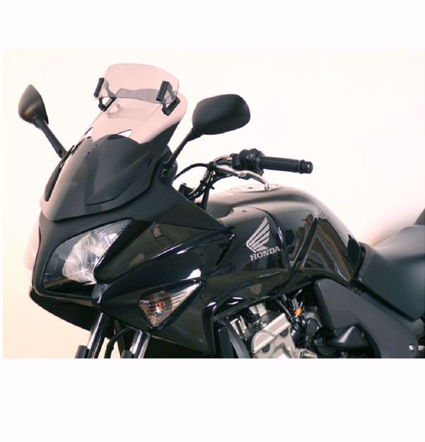 Picture of MRA Vario touring screen, suitable for Honda CBF 600 S