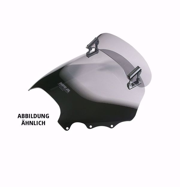Picture of MRA Vario touring screen, suitable for Honda Silverwing 600/FJS 600