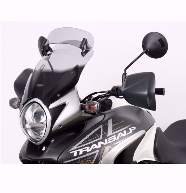 Picture of MRA Vario touring screen, suitable for Honda XLV 700 Transalp