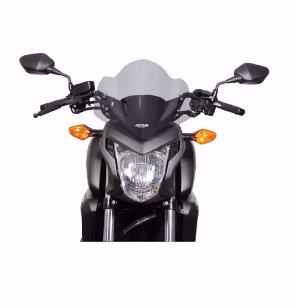 Picture of MRA touring screen, NTM suitable for Honda CTX 700 N
