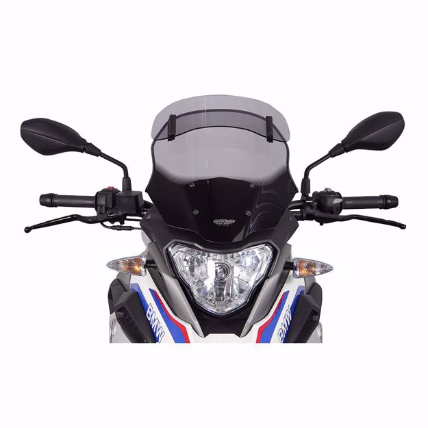 Picture of MRA Vario touring screen VT, suitable for BMW G310 GS /ADVENTURE TOURER