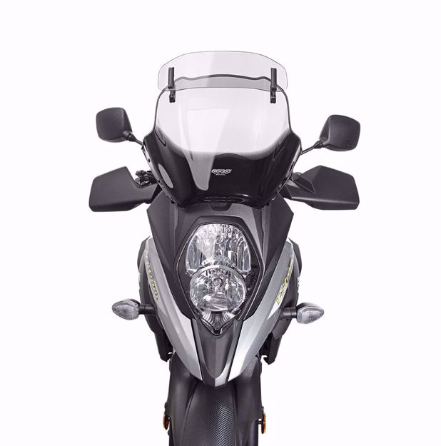 Picture of MRA Vario touring screen, suitable for Suzuki VT DL 650 V-current