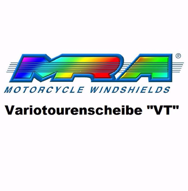 Bild von MRA Vario-Touringscheibe VT, passend für Kawasaki ZX 10