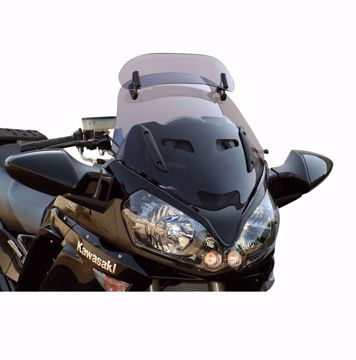Picture of MRA Vario touring screen, suitable for Kawasaki GTR 1400