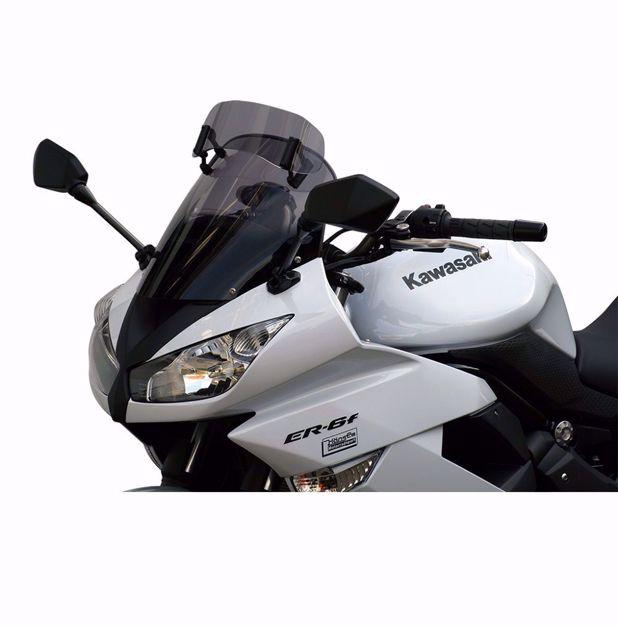 Bild von MRA Vario Touringscheibe, passend für Kawasaki ER 6 F