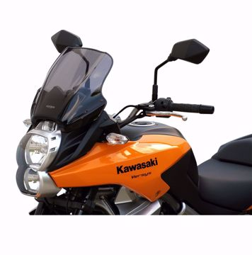 Picture of MRA Touring-Screen, suitable for Kawasaki TM Versys 650