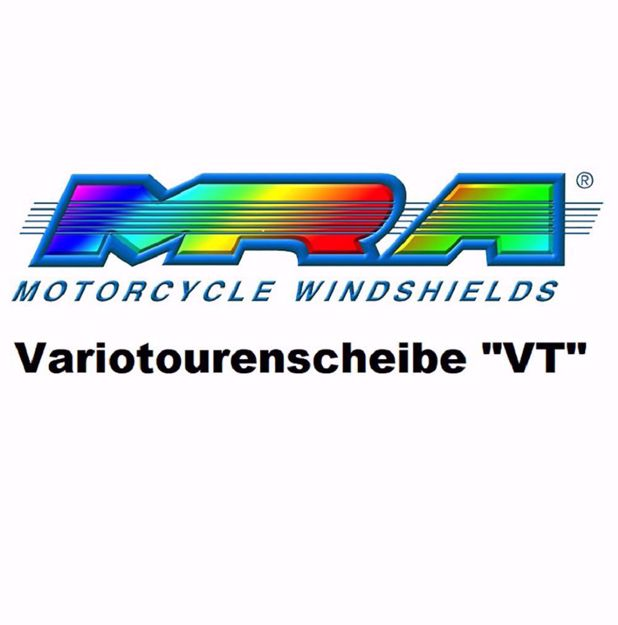 Picture of MRA Vario touring screen, suitable for Kawasaki ZRX 1200 S