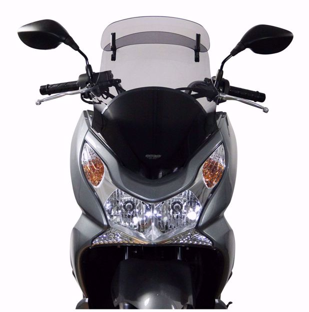 Picture of MRA Vario touring screen VT, suitable for Honda PCX 125/150